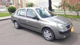 Renault symbol alize 2006 perfectas condición aire acondicionador