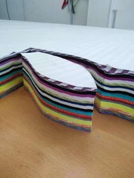 Servicio de corte textil (telas)