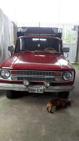 Vendo linda camioneta Ford Curier 5800 dolares negociables, perfecto estado
