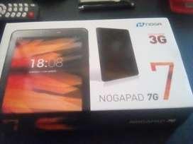 Vendo Tablet Noga 7g
