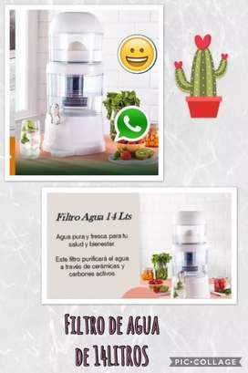 FILTRO DE Agua de 14 litros