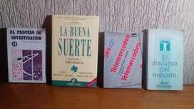 TEXTOS DE CONTABILIDAD, MATEMÁTICAS, CÁLCULO, ÁLGEBRA, ENTRE OTROS.