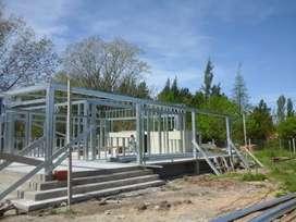 construccion en seco / steel framing