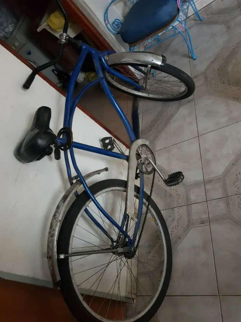 Vendo Bicicleta playera rodado 26. 0