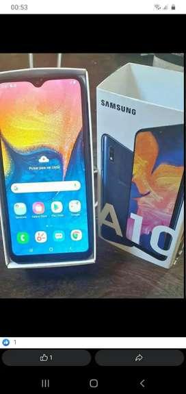 Samsung a10 libre impecable vendo o posible permuta