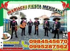 Servicio de mariachis en Quito sur La mena dos