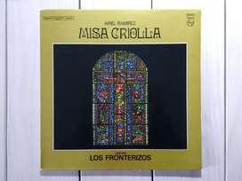Lp Vinilo Misa Criolla Los Fronterizos (Ver DESCUENTOS)