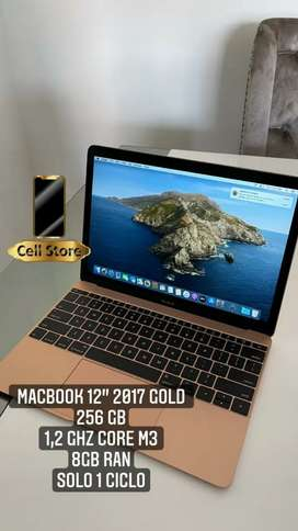 "MacBook 12"" 2017 256 GB"