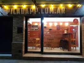 FONDO DE COMERCIO - La Plata - Casa de Picadas - delivery & take away -