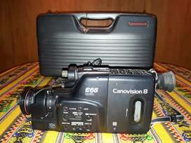 Filmadora Canovision 8 E65
