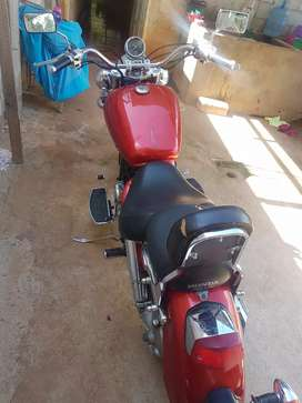 Honda shadow 1,100cc