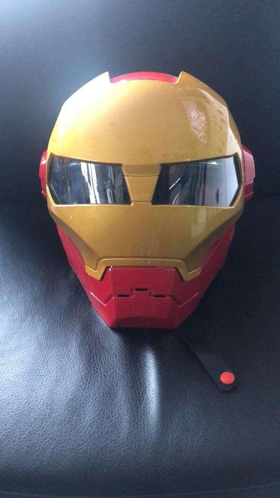 Casco Masei,Iron Man, Talla M 0
