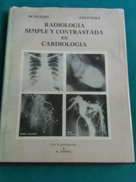 Radiologia Simple Y Contrastada en Cardiologia Di nunzio Libr medicina
