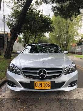 Vendo Mercedes - Benz en perfecto estado E200