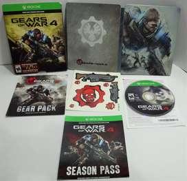 Gears of war 4 Xbox one - última edición