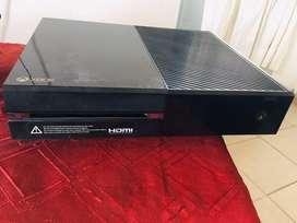 Vendo xbox one 500gb o permuto x smart tv de 50