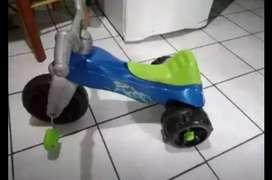 Moto triciclo Fisher price