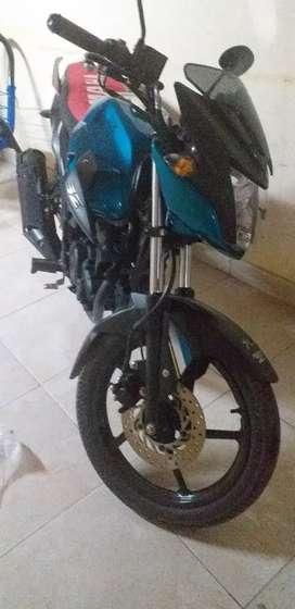 Yamaha sz 150..