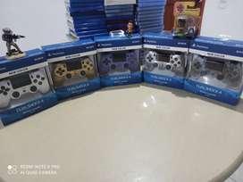 Controles PS4 colores.