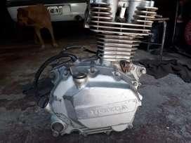 Vendo 2 motores honda