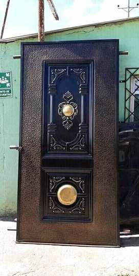 Puertas metalicas -puertas mixtas cerrajeria en general