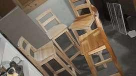trabajos de carpinteria a medida .. herreria y pintura