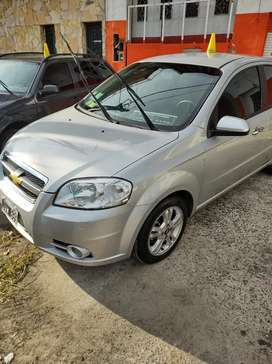 Chevrolet Aveo LT 1.6N MT Sedan 4 Ptas. 2011