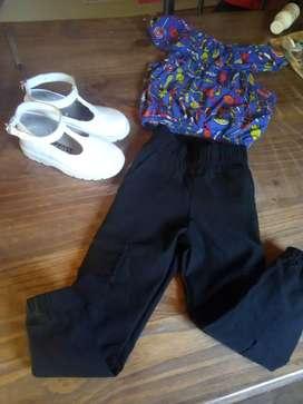 Jeans cargo nuevoo
