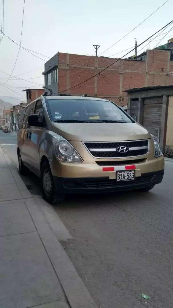 Vendo minivan h1 0