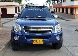 Chevrolet D Max 4x4 modelo 2012