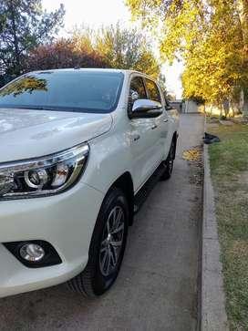 Toyota Hilux srx 4x4 manual 38.000km