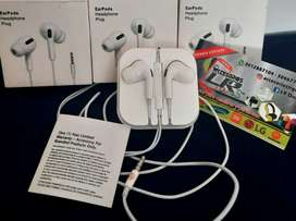 Auriculares Earpods pro para Iphone y Android!
