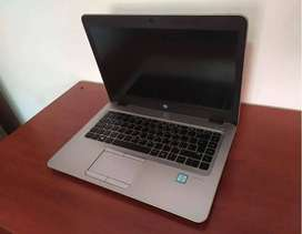 Potente! Ultrabook Hp Core I5 6ª Gen + 8 Gb + 256 Ssd!!