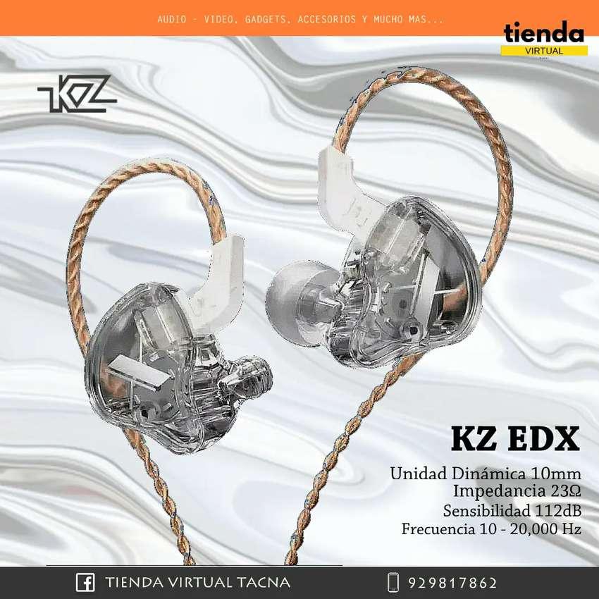 KZ EDX AUDIFONO