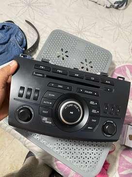 Radio para mazda 3 all new original y nuevo