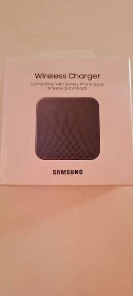 Cargador inalambrico 9w Samsung Original