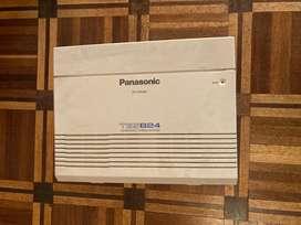 Venta de 2 plantas telefónicas Panasonic KX-TES824 USADAS