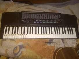 teclado Casio Usado Tone Bank Ct 636