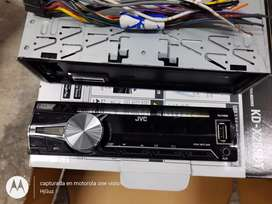 Radio JVC, USB, Mp3