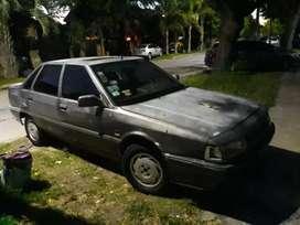 Vendo o permuto Renault 21 con gnc