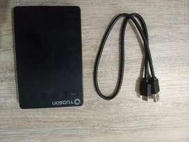 Disco duro portable 1tb USB 3.0 poco uso
