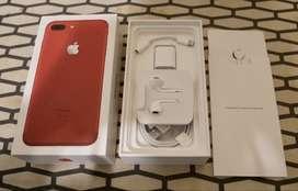 Excelente Estado Iphone 7 Plus Rojo 128GB