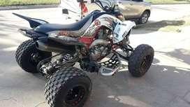 Cuatriciclo yamaha Raptor 700 cc mod 2010