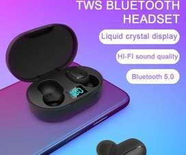 Airbuds Bluetooth.