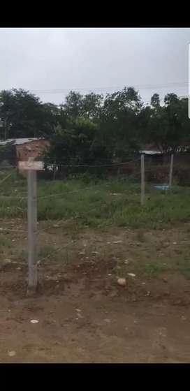 Lote de 7x12 ubicado en el barrio el Amparo Granada Meta