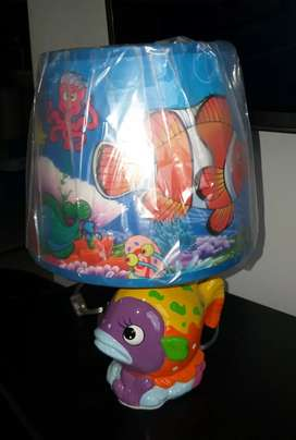 Vendo lámparas de muñecos artesanales