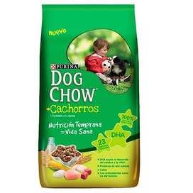 Oferta de alimento para perros