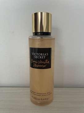 Splash clásico Victoria`s Secret Original - Vainilla con destellos
