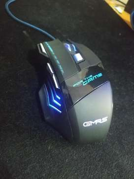 Mouse Gamer Rgb Dpi Configurable