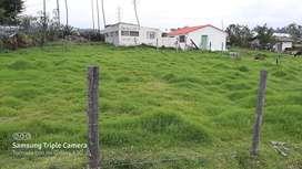 Vendo   terrenos totalmente planos  en el valle de los chillos